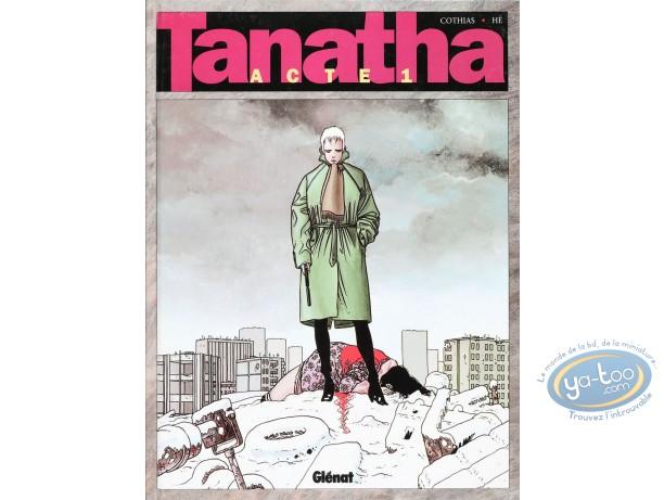 BD cotée, Tanatha : Acte 1