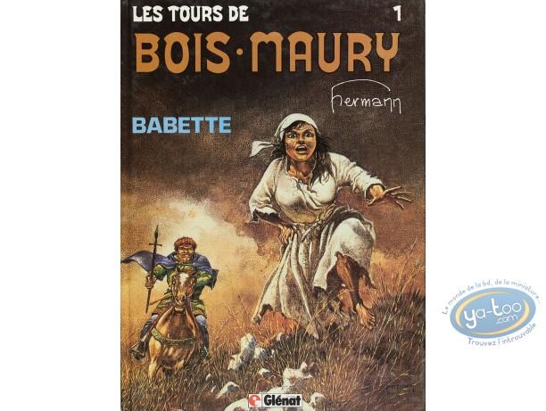 BD cotée, Tours de Bois-Maury (Les) : Tours de Bois-Maury, Babette