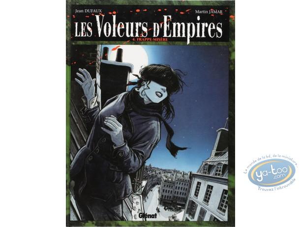 BD cotée, Voleurs d'Empires (Les) : Les Voleurs d'Empires, Frappe-misère