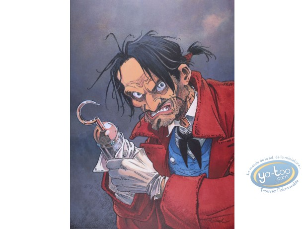 Affiche Offset, Peter Pan : Crochet