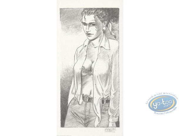 Affiche Offset, Gil Saint André : Djida