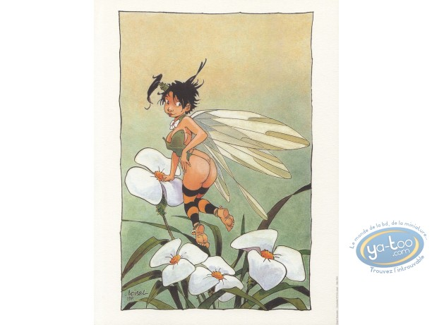 Affiche Offset, Peter Pan : Clochette 2