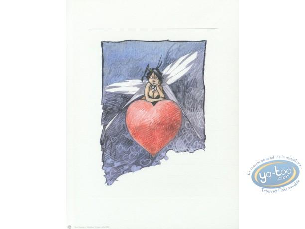Affiche Offset, Peter Pan : Mon Coeur