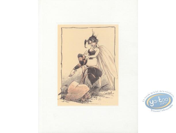 Affiche Offset, Peter Pan : Fée Clochette 8