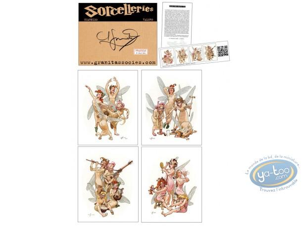 Portfolio, Sorcelleries : Sorcelleries