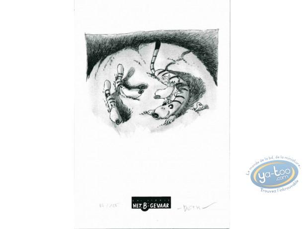 Ex-libris Offset, Zorilles (Les) : Parc