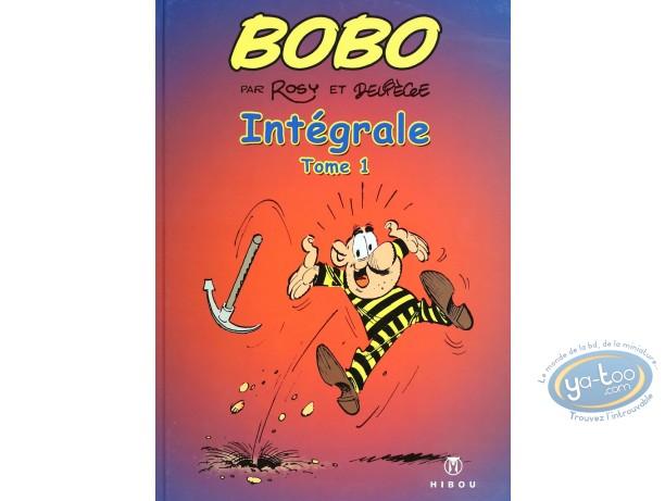 BD prix réduit, Bobo : Intégrale Bobo Tome 1