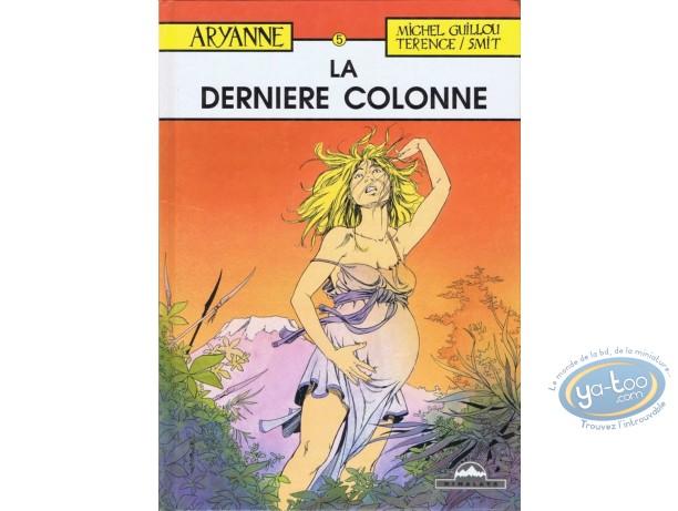 BD occasion, Aryanne : La dernière colonne - Aryanne