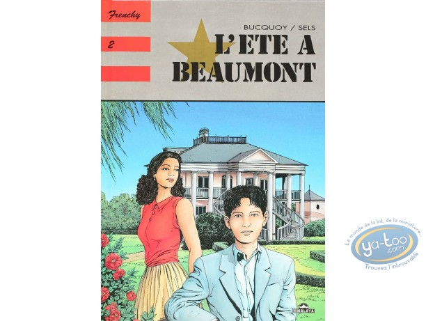 BD occasion, Frenchy : L'été à Beaumont