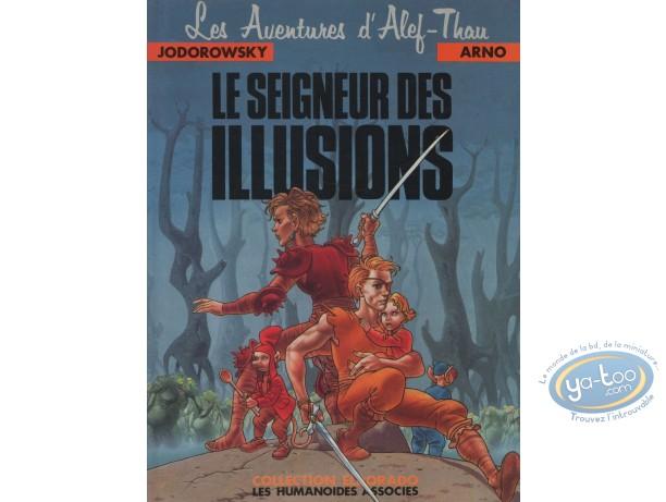 BD cotée, Alef-Thau : Alef-Thau, Le Seigneur des Illusions