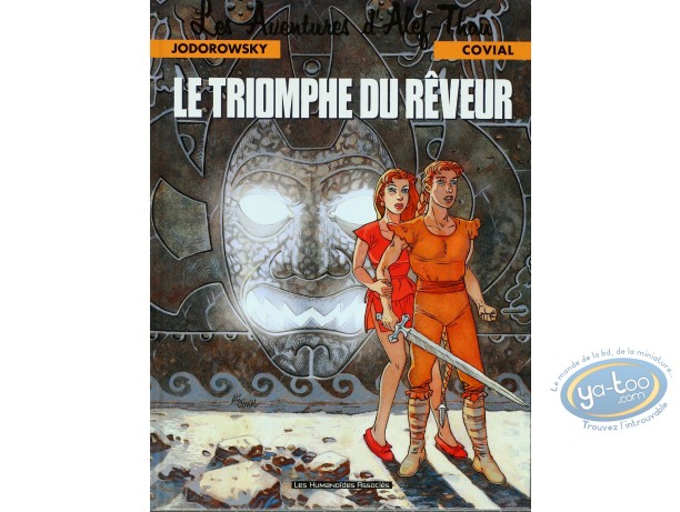 BD occasion, Alef-Thau : Le triomphe du Rêveur