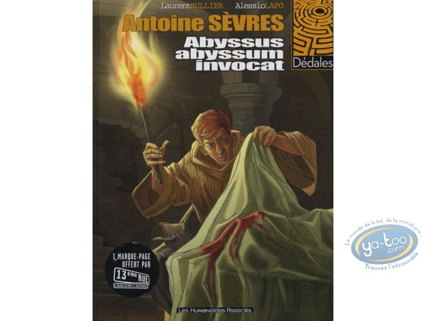 BD occasion, Antoine Sèvres : Abyssus abyssum invocat