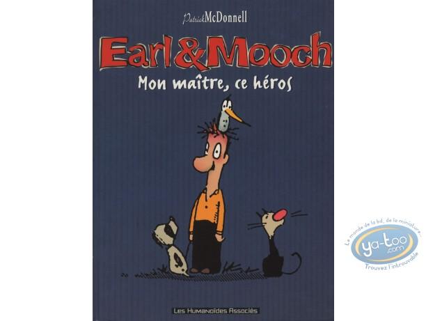 BD occasion, Earl et Mocch : Mon maître, ce héros