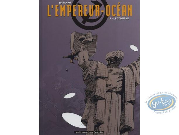 BD occasion, Empereur-Océan (L') : Le Tombeau