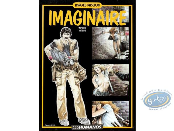 BD occasion, Imaginaire : Imaginaire