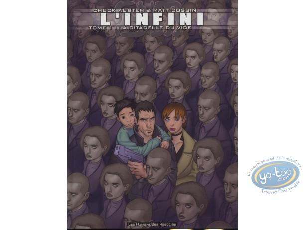 BD occasion, Infini (L') : La citadelle du vide