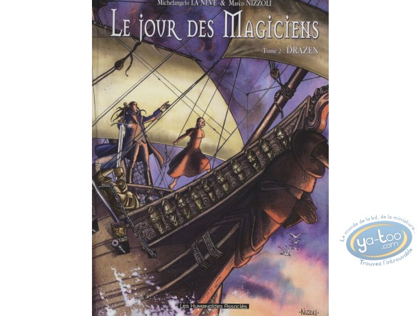BD occasion, Jour des Magiciens (Le) : Drazen