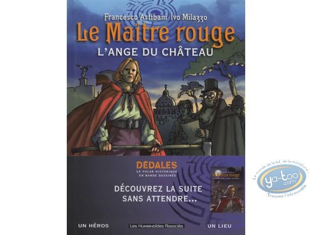 BD occasion, Maître Rouge (Le) : L'ange du château
