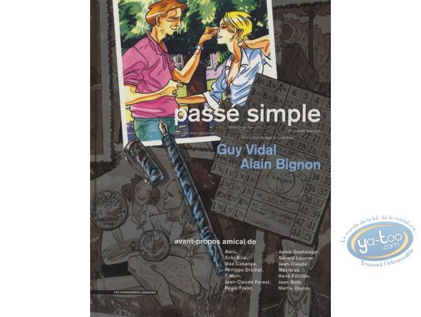BD occasion, Passé Simple : Bignon, Passé simple