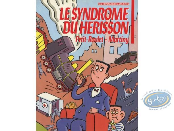 BD occasion, Syndrome du Hérisson (Le) : Martiny, Le Syndrome du Herisson