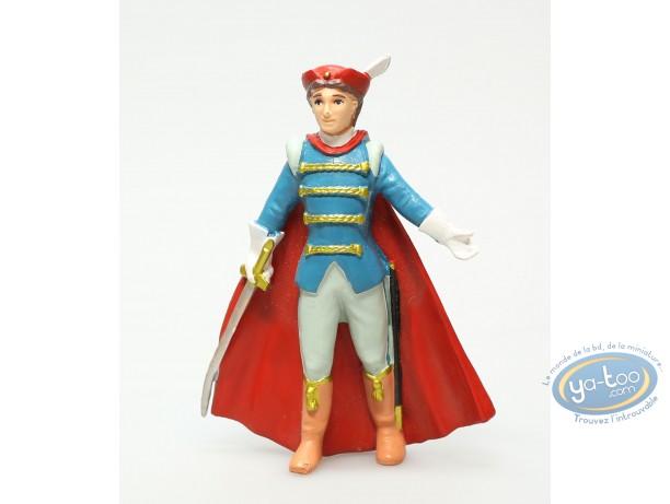Figurine plastique,  : Le prince
