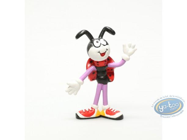 Figurine plastique, Ferdy la fourmi : La fourmi