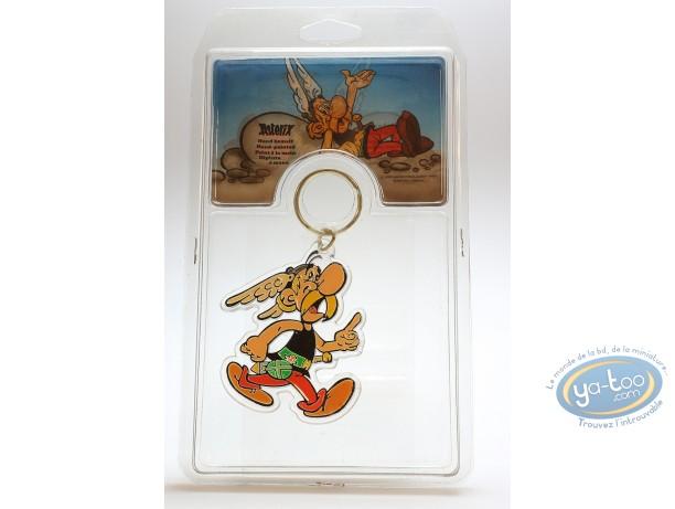 Porte-clé PVC, Astérix : Astérix