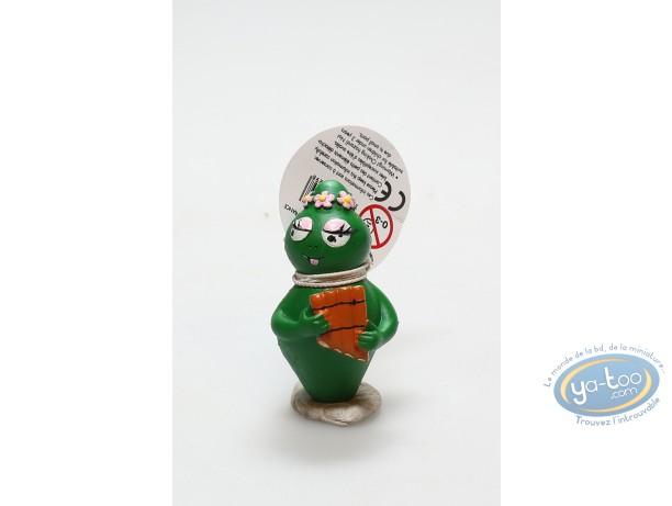 Figurine plastique, Barbapapa : Barbalala et sa flute