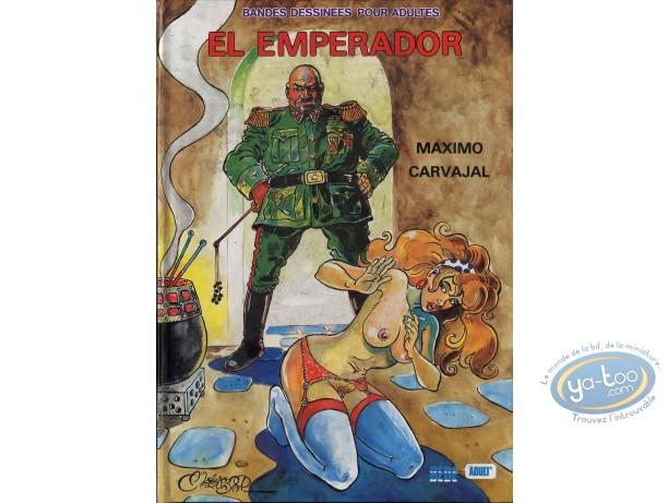 BD adultes, El Emperador : El emperador
