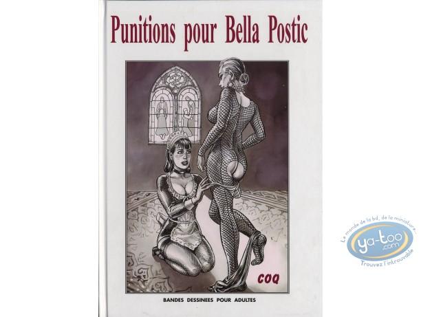 BD adultes, Punitions pour Bella Postic