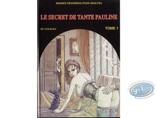 BD adultes, Secret de Tante Pauline (Le) : Le Secret de Tante Pauline