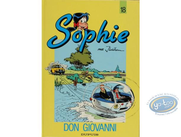 BD prix réduit, Sophie : Sophie, Don Giovanni