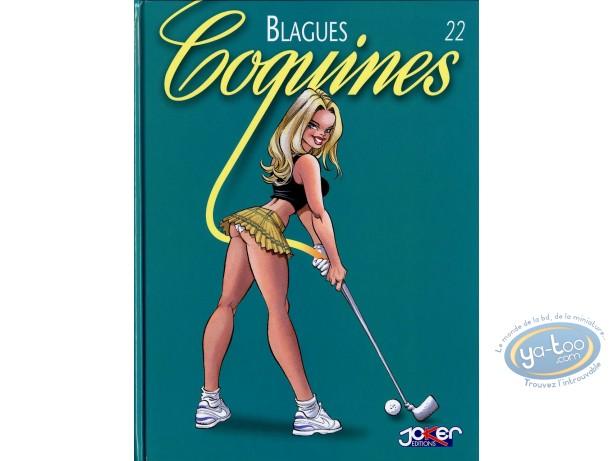 BD neuve, Blagues Coquines : Blagues Coquines