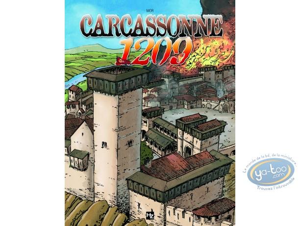 BD neuve, Epopée Cathare (L') : Carcassonne 1209 - L'épopée Cathare