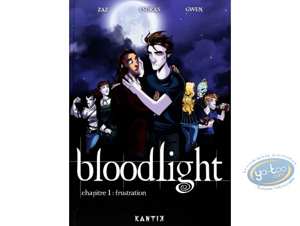 BD occasion, Bloodlight : Frustration