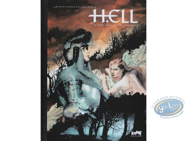 Tirage de tête, H.ELL : La Mort, sous toutes les formes