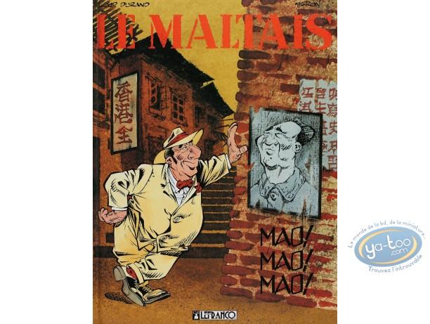 BD occasion, Maltais (Le) : Mao! Mao! Mao! - Le maltais