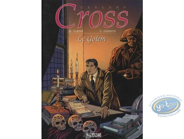 BD occasion, Carland Cross : Le Golem
