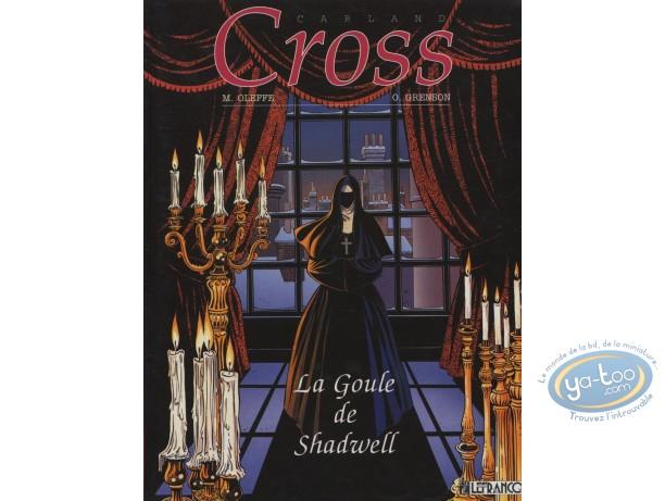 BD occasion, Carland Cross : La Goule de Shadwell