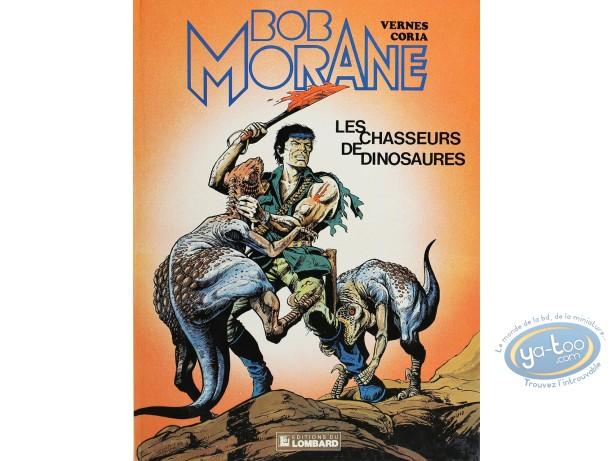 BD cotée, Bob Morane : Bob Morane, Les chasseurs de dinosaures