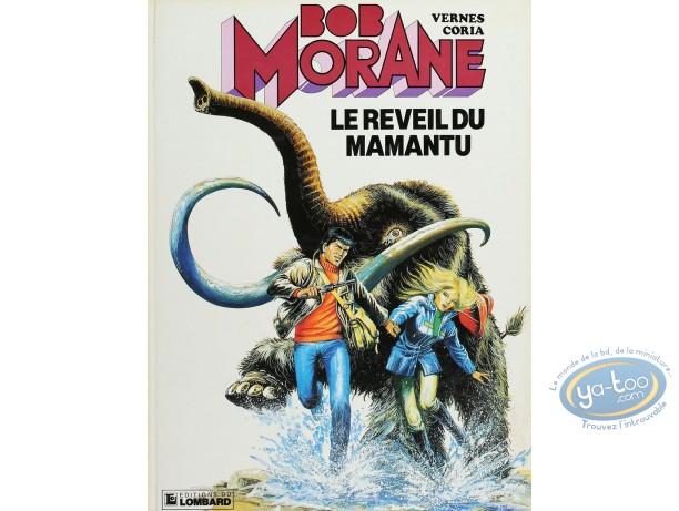 BD cotée, Bob Morane : Bob Morane, Le réveil du Mamantu