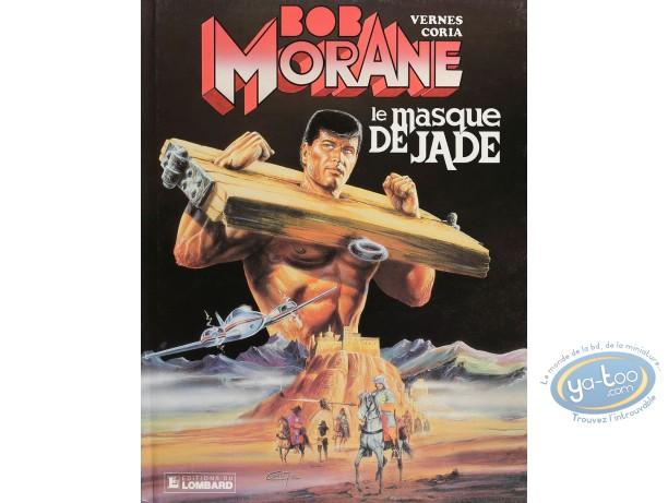 BD cotée, Bob Morane : Bob Morane, Le masque de jade