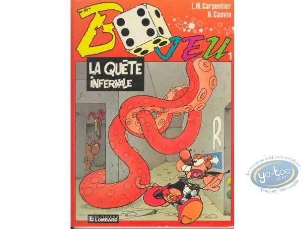 BD occasion, Toyottes (Les) : BD jeu, La quête infernale