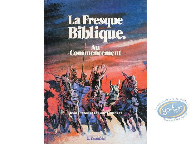 BD occasion, Fresque Biblique (La) : Au commencement