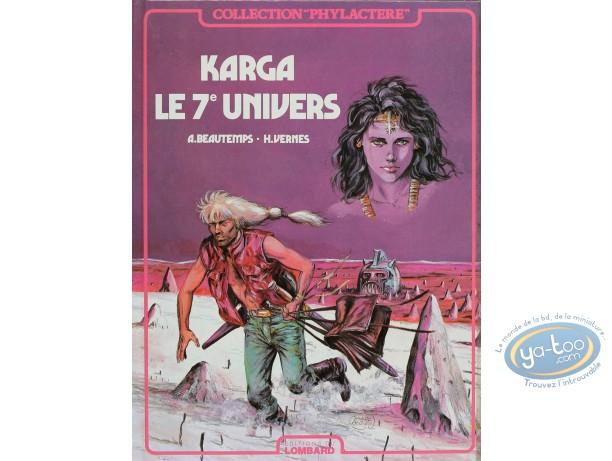 BD occasion, Karga : Le 7ème Univers