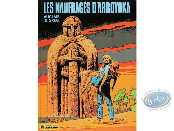 BD occasion, Naufragés d'Arroyoka (Les) : Les naufragés d'Arroyoka