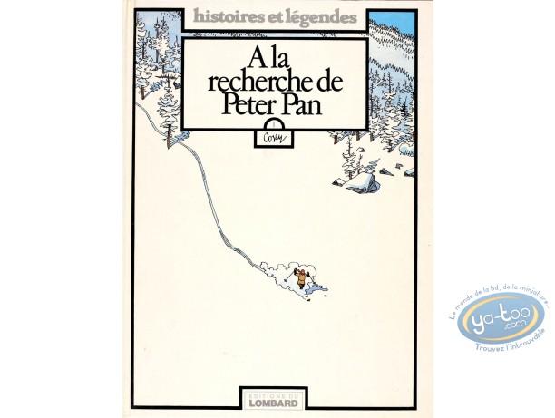BD cotée, Recherche de Peter Pan (A la) : Histoires et Légendes, A la Recherche de Peter Pan