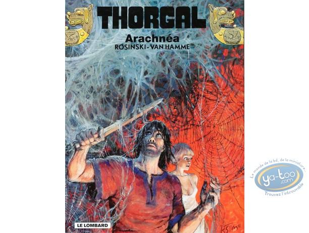 BD cotée, Thorgal : Thorgal, Arachnéa