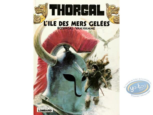 BD cotée, Thorgal : Thorgal, L'île des mers gelées