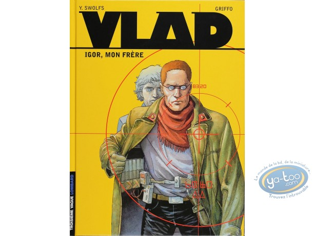 BD cotée, Vlad : Vlad, Igor, Mon Frère